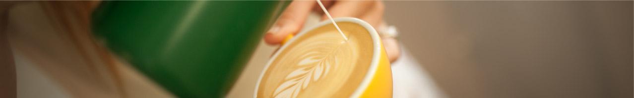 Latte Art Training  in English